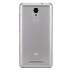Силикон Xiaomi Redmi Note3/2Pro white Remax