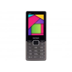 Nomi i241 (Metal Dark-Grey) UA-UСRF Оф. гарантия 12 мес!