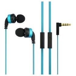 HF AWEI ES13i blue +микрофон