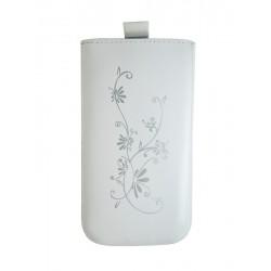 Чехол Samsung i9300 La Fleur white