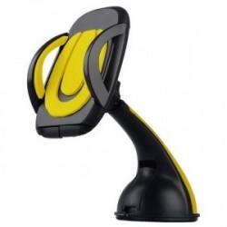 Aвтодержатель для телефона (Холдер) JS005 Yellow