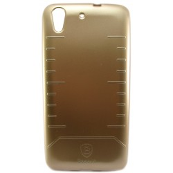 Силикон Huawei Y6 II gold Baseus Glory