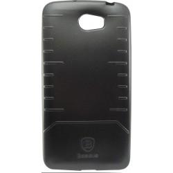 Силикон Huawei Y5 II black Baseus Glory