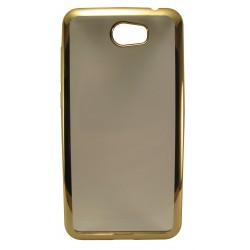 Силикон Huawei Y5 II gold bamper