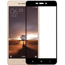 Стекло Xiaomi Redmi3/Pro/3S/4A white frame