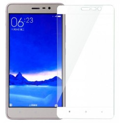 Стекло Xiaomi Redmi Note3/2pro white frame