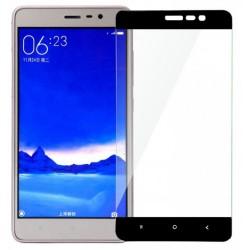 Стекло Xiaomi Redmi Note3/2pro black frame