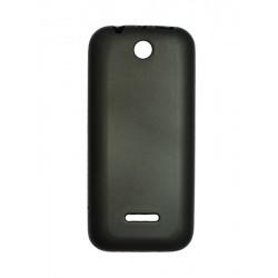 Накладка силиконовая Nokia X blue