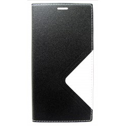 Чехол-книжка Bravis A501 black Back case