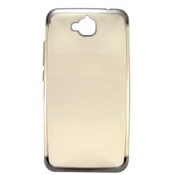 Силикон Huawei Y5II gold bamper