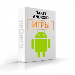 Пакет программ Android ИГРЫ (50)