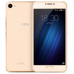 Meizu U10 2/16GB Gold +FULL-комплект аксессуаров*