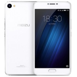 Meizu U10 White/Silver 32Gb +FULL-комплект аксессуаров*