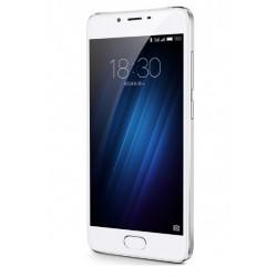 Meizu U10 White/Silver 16Gb +FULL-комплект аксессуаров*