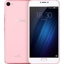 Meizu U20 Pink 16Gb +FULL-комплект аксессуаров*