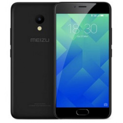 Meizu M5 2/16Gb Black +FULL-комплект аксессуаров*