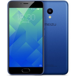 Meizu M5 3/32Gb Blue +FULL-комплект аксессуаров*