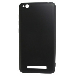 Силикон Xiaomi Redmi Note4/4X black TPU