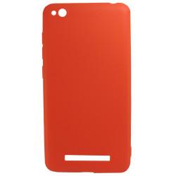 Силикон Xiaomi Redmi4A white Soft Touch