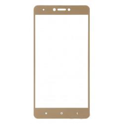 Стекло Xiaomi Redmi4X white frame