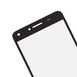 Стекло Huawei Y6II black frame