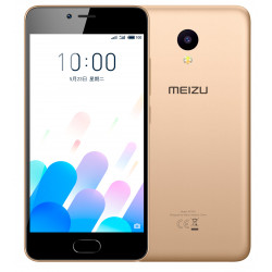 Meizu M5C 2/16Gb Gold EU Гарантия 3 месяца