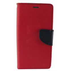 Чехол-книжка Xiaomi Redmi4A red Goospery