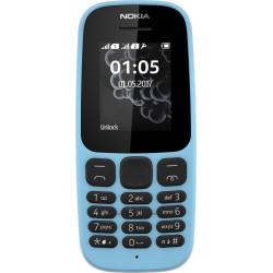 Nokia 105 DS 2017 Blue UA-UCRF