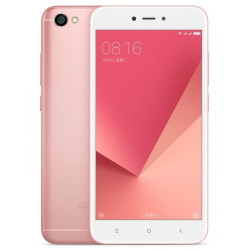 Xiaomi Redmi Note 5A 2/16GB (pink) Rose Gold Гарантия 3 мес.+FULL-комплект аксессуаров*  Гарантия 3 мес.