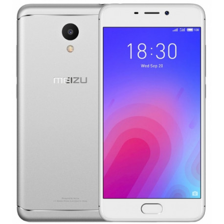 Meizu M6 2/16Gb Black EU Гарантия 3 месяца