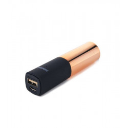 Power Bank Remax Lip-Max RPL-12 2400mAh Gold