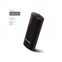 Универсальная мобильная батарея ColorWay 11000mAh Black (CW-PB110LIA1BK) Гар. 12 мес.