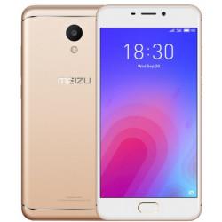 Meizu M6 3/32Gb Gold EU  +FULL-комплект аксессуаров* Гарантия 3 месяца