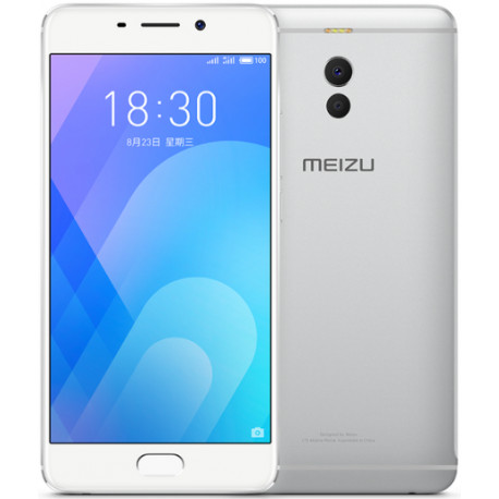 Meizu M6 3/32Gb Black EU +FULL-комплект аксессуаров* Гарантия 3 месяца