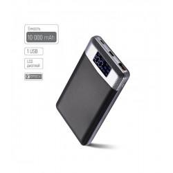 Универсальная мобильная батарея ColorWay QC 3.0 10000mAh Black (CW-PB100LPD2BK-Q3L) Гар. 12 мес.