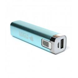 Универсальная мобильная батарея PowerPlant PB-LA9000A 2600mAh Blue (PPLA9000A) Гар. 12 мес.