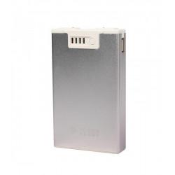 Универсальная мобильная батарея PowerPlant PB-LA9256 13000mAh Grey (PPLA9256) Гар. 12 мес.