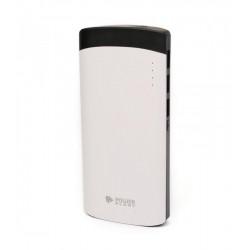 Универсальная мобильная батарея PowerPlant PB-LA9213 13000mAh Black/White (PPLA9213) Гар. 12 мес.