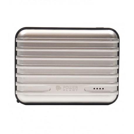 Универсальная мобильная батарея PowerPlant 10400mAh Silver (PPLA9084B /PBLA9084B) Гар. 12 мес.