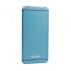 Универсальная мобильная батарея Greenwave PB-AL-5000 5000mAh Blue (R0014190) Гар. 12 мес.