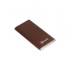 Универсальная мобильная батарея Nomi P052 5200mAh Brown (182522) Гар. 12 мес.