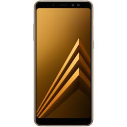 SAMSUNG SM-A730F Galaxy A8 Plus Duos ZDD (gold) Офиц. гар. 12 мес. UA-UСRF +FULL-комплект аксессуаров*