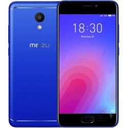 Meizu M6 2/16Gb Blue EU Европейская версия EU GLOBAL Гар. 3 мес +FULL-комплект аксессуаров*