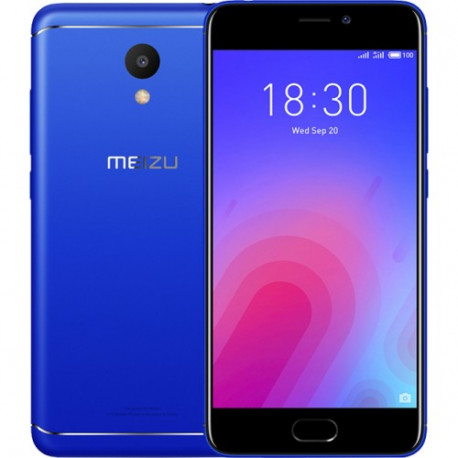Meizu M6 3/32Gb Black EU Гарантия 3 месяца