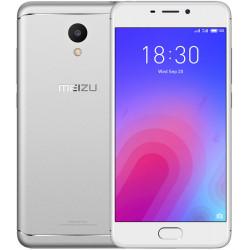 Meizu M6 3/32Gb White/Silver EU +FULL-комплект аксессуаров* Гарантия 3 месяца