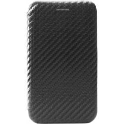 Чехол-книжка Huawei Y5 black Carbon (2017)