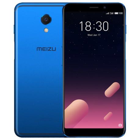 Meizu M6S 3/32Gb Blue Европейская версия EU GLOBAL Гар. 3 мес. + FULL-комплект*
