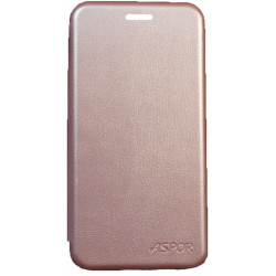 Чехол-книжка Xiaomi Redmi5A rose gold Wallet