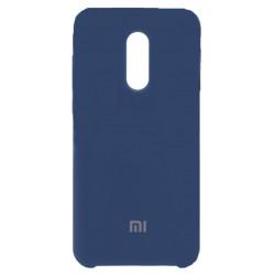 Силикон Xiaomi Redmi5 Plus blue Soft Touch