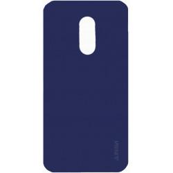 Силикон Xiaomi Redmi5 Plus dark blue Inavi